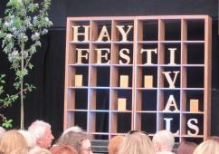 Hay bookcase